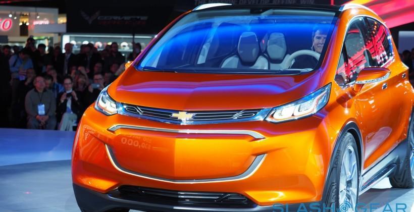 Chevrolet Bolt EV Concept: 200 miles for $30k