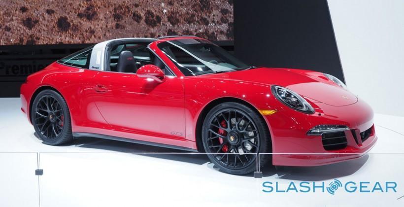 Porsche 911 Targa 4 GTS gets faster, sportier