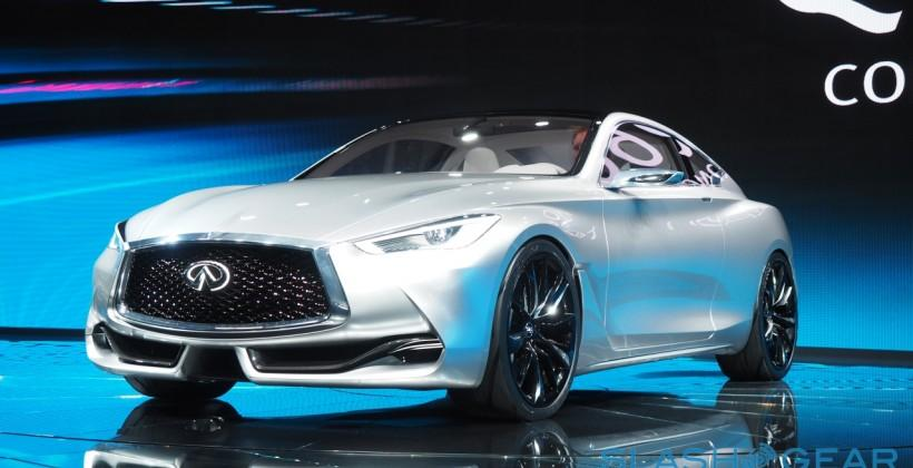 Infiniti's Q60 Concept is gorgeous, arrives in 2016
