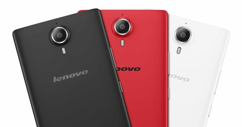 Lenovo P90 smartphone puts Intel's best foot forward
