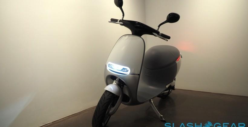 Four things to know about the Gogoro electric scooter