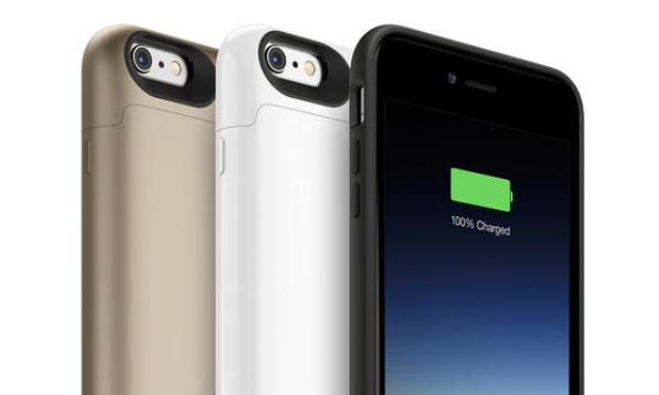 Mophie brings extra power to iPhone 6, 6 Plus