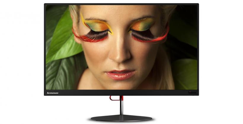 Lenovo ThinkVision X24 Full HD display loses the border