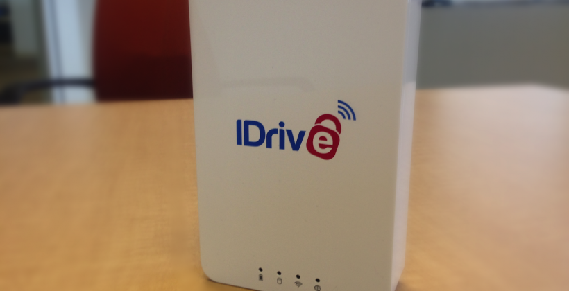 IDrive WiFi puts an encrypted cloud in your pocket