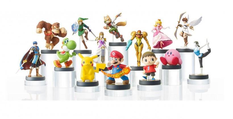 Nintendo's amiibo sales neared 2.6 million last year