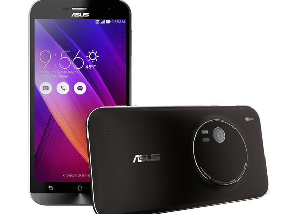 ASUS ZenFone Zoom packs 3x optical zoom into Android