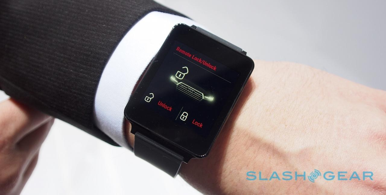 Here are Audi's Open webOS and Android Wear watches in