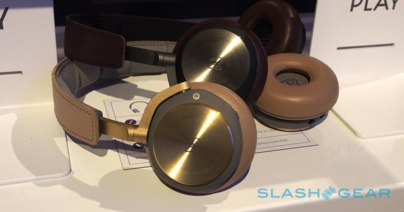 Bang & Olufsen Play H8 wireless headphones hands-on