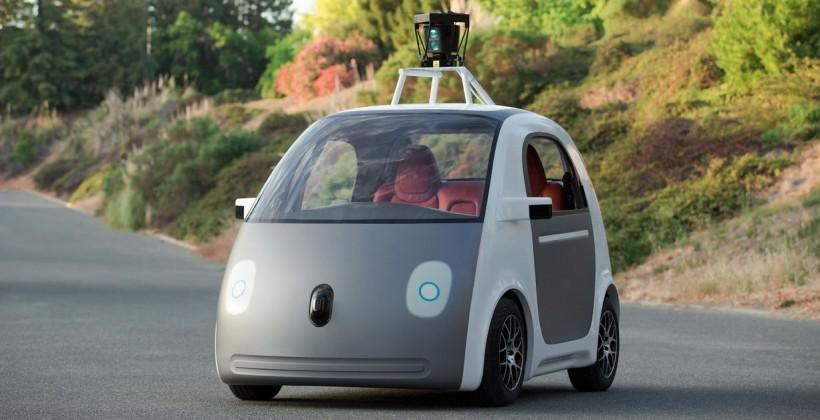 Google pulling in suppliers for self-driving cars