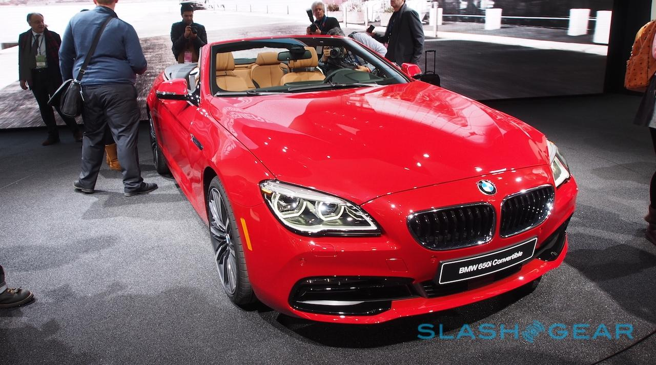 2016 BMW 6 Series boosts M6 and adds customs - SlashGear