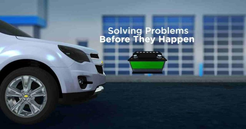 Chevrolet Driver Assurance warn drivers of future problems