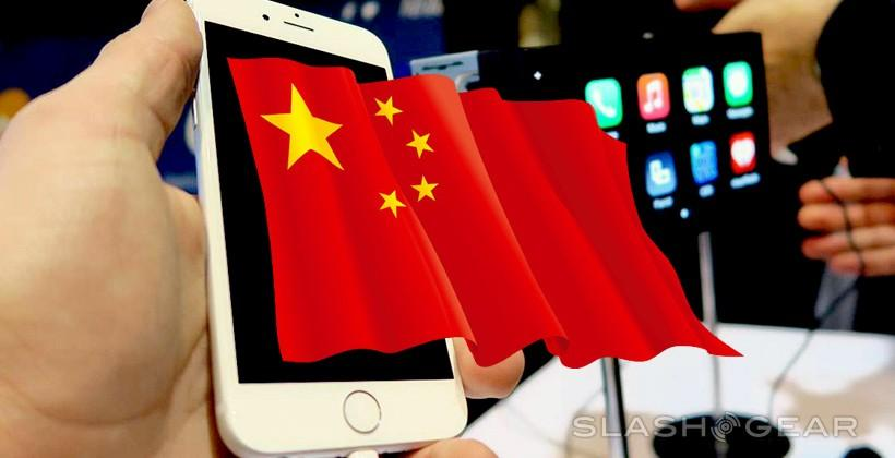Apple crushes it in China