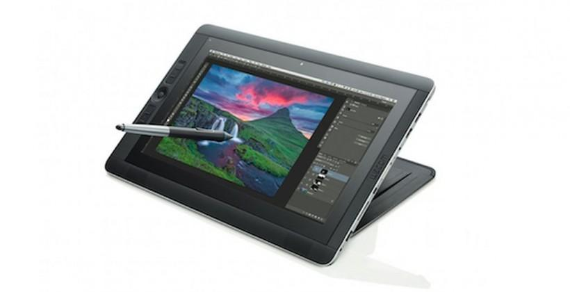 Wacom Cintiq Companion 2 offers Windows 8, high precision