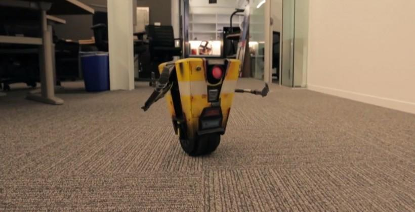 Remote Control Claptrap brings Borderlands 2 to Xbox One, PS4
