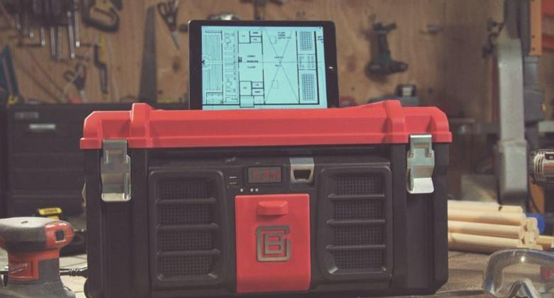 Coolbox is a toolbox for your gadgets (and tools)