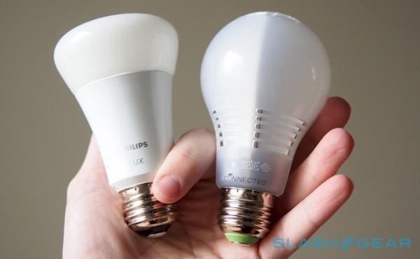 hue lux vs Cree Connected Bulb