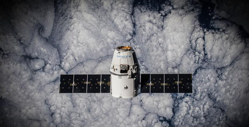 SpaceX confirms $1bn Google investment