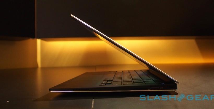 The new Dell XPS laptops are slim, pixel-dense beasts