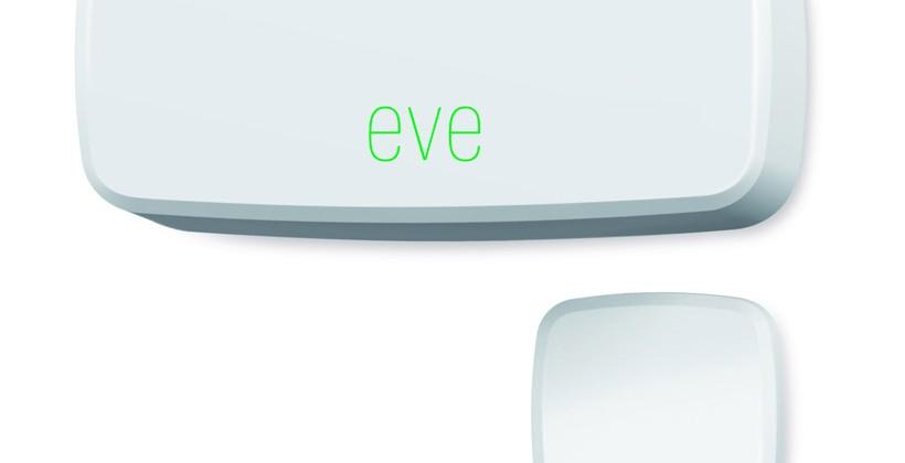 Elgato Eve Apple HomeKit enabled monitoring system for homes debuts