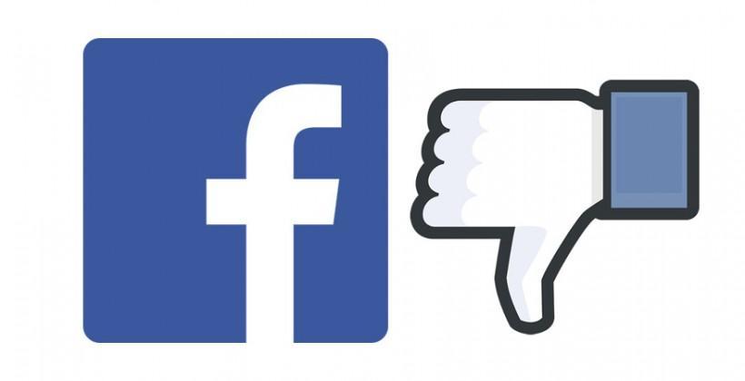 Facebook down because of Facebook