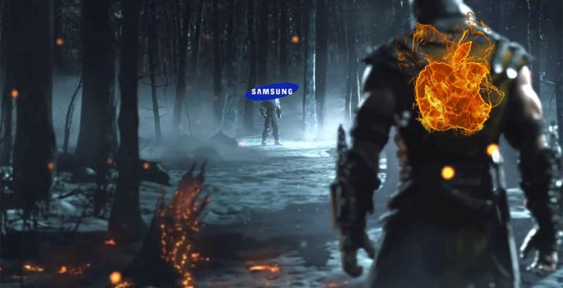 IDC: as Apple surges, Samsung falls