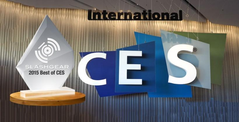 SlashGear's Best of CES 2015