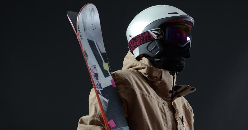 Forcite Alpine helmet gives snow sports fans a toy of their own