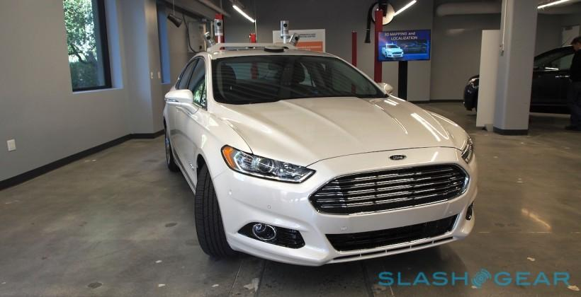 Ford might just move the driver, not go driverless