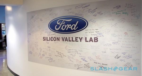 Ford R&D Center Palo Alto