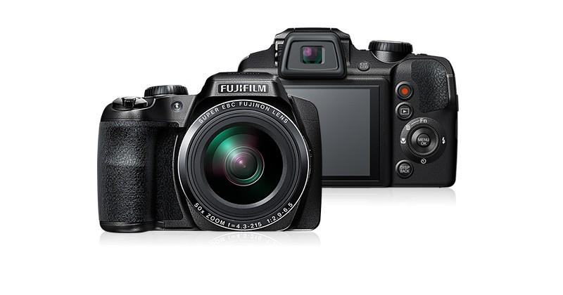 Fujifilm FinePix S9900W, S9800 zoom to where the action is