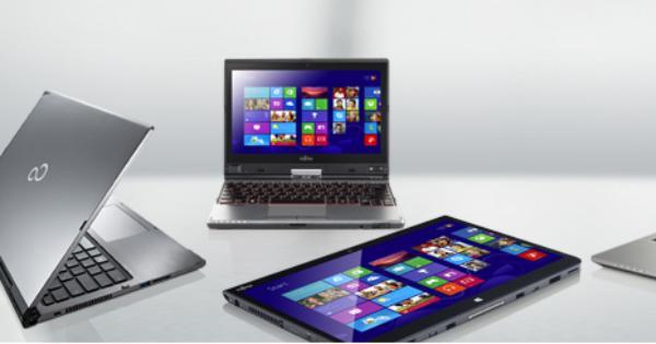 Fujitsu reveals high-res Ultrabooks and 2-in-1 hybrid
