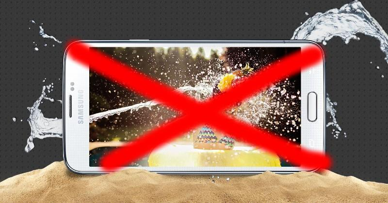 Galaxy S6 might not be waterproof, but Galaxy S6 Active will be