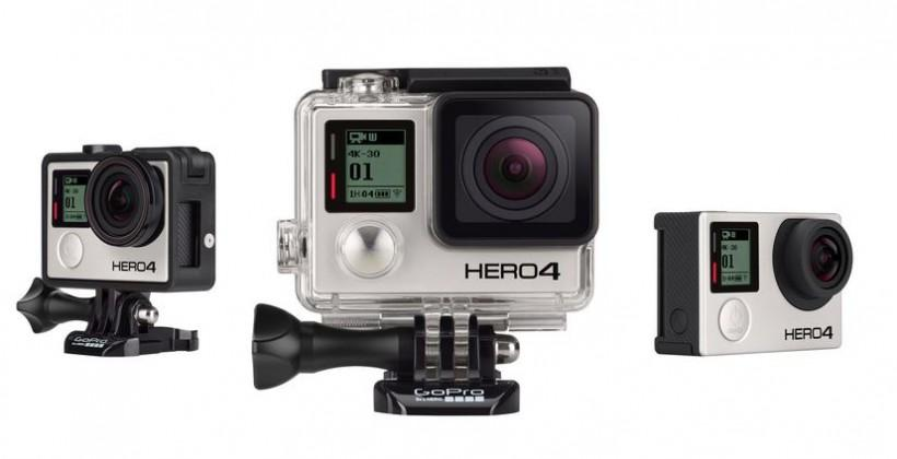 GoPro HERO4 footage shows post-update HD slow motion