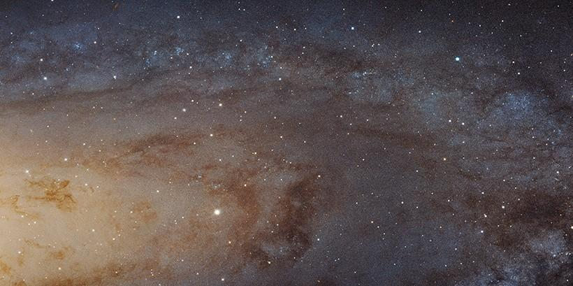 The largest ever Hubble photo shows Andromeda's glory