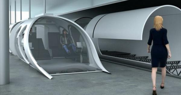Elon Musk to build Hyperloop test track, mulls annual race