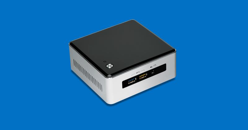 Intel NUC gets its first Core i7 model