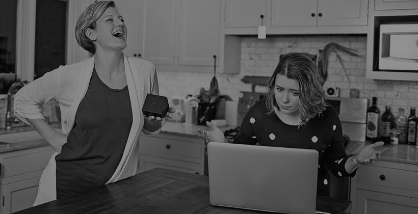 VexBox disciplines teens with slow internet