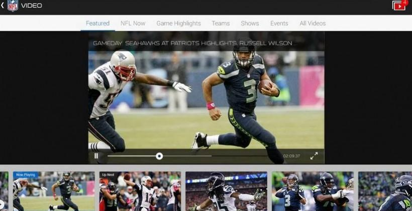 NFL Mobile app update drops ahead of Super Bowl XLIX