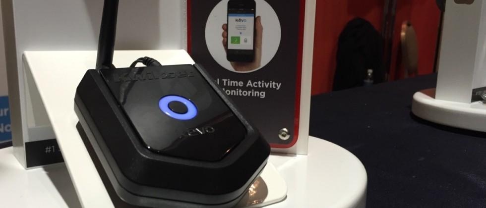 Kwikset unveils Kevo Plus at CES 2015