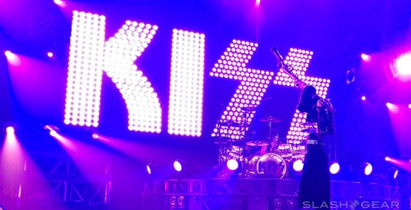 Harman hits Vegas with KISS: a photo journal