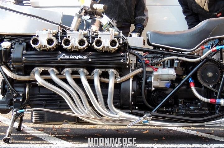 Lamborghini V12 Engine Revived To Power A Motorcycle Slashgear