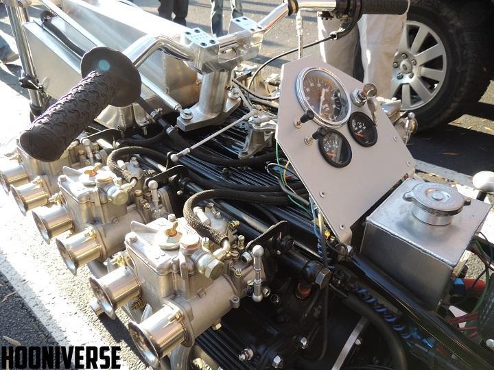 Lamborghini V12 engine revived to power a motorcycle - SlashGear