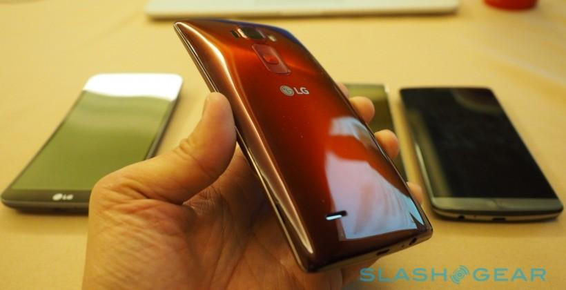 LG G Flex 2 hands-on – A curveball keeper