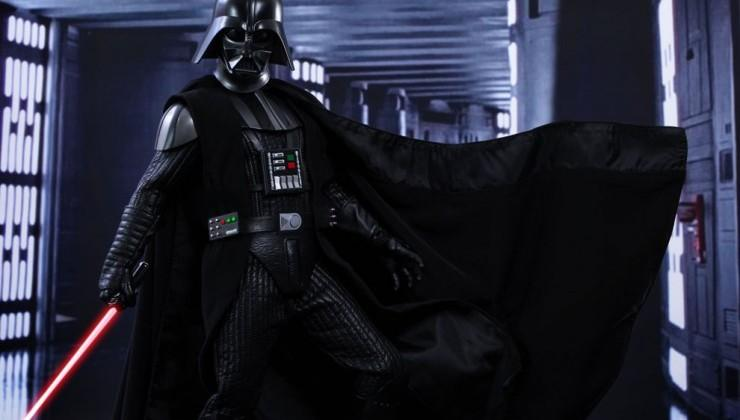 Realistic Darth Vader figurine up for pre-order