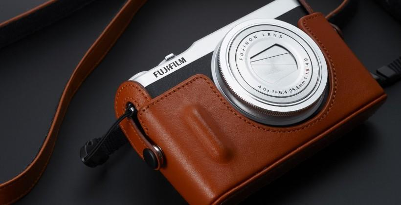 Fujifilm XQ2: an ultra-compact camera packed with features