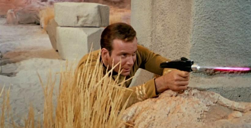 Buy the original, 47-year-old Star Trek phaser for $60k