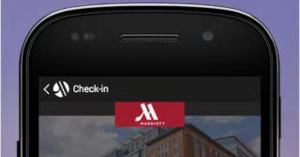 Marriott mobile app: providing backdoor access since 2011