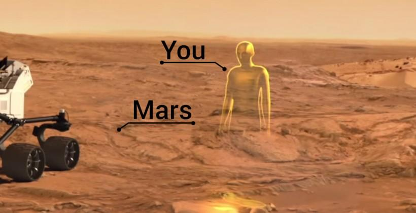Opportunity abound: walking on Mars virtually with NASA