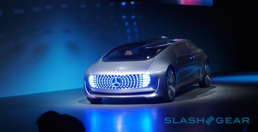Four things to know about Mercedes' self-driving F 015