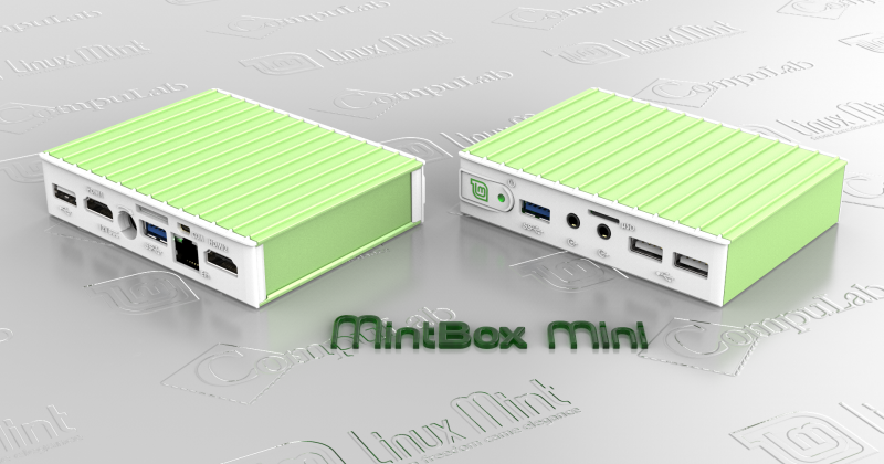 MintBox Mini gives Linux users a pocket-sized PC